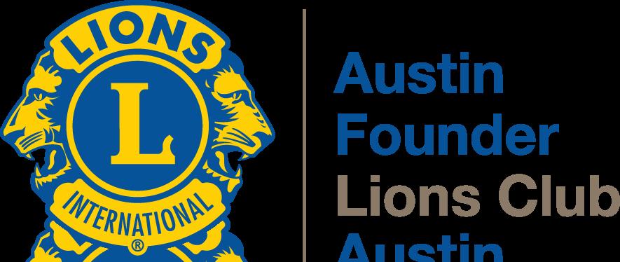 Austin Founder Lions Club - Calendar